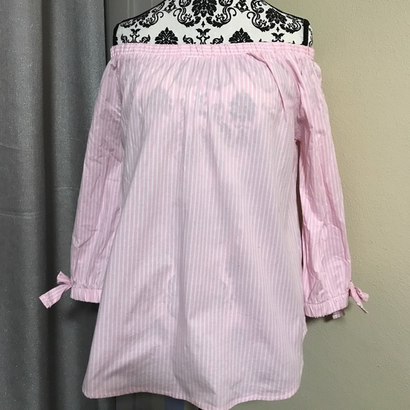 Tops - Pink OTS Blouse